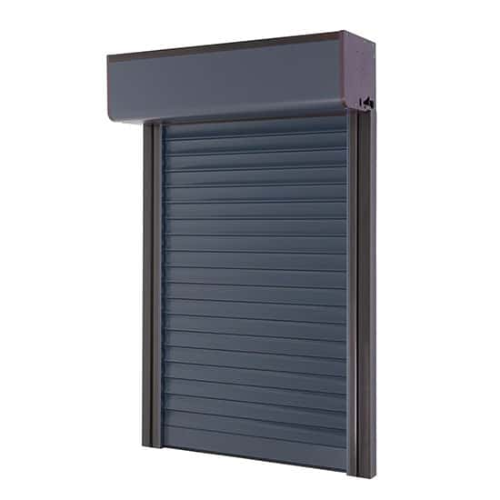 Gris anthracite RAL 7016 - caisson compact